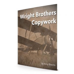 Wilbur and Orville Wright Copywork Added