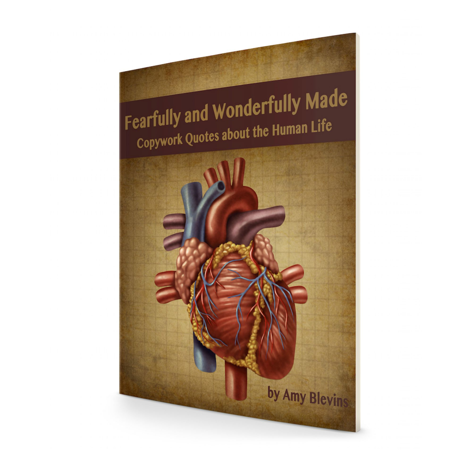 Fearfully And Wonderfully Made Copywork Quotes About Human Life